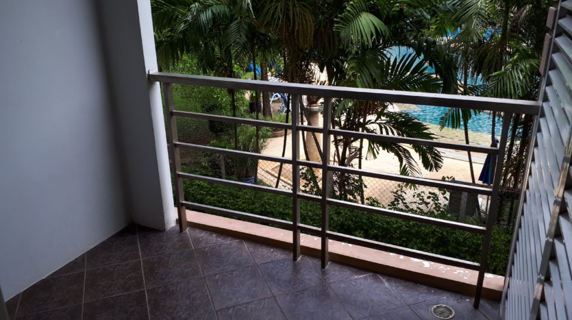 Freehold Condo For Sale At Haven Lagoon Patong Balcony