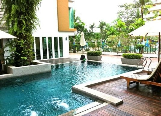 Freehold Condo For Sale At Haven Lagoon Patong Pool