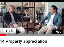 Property appreciation